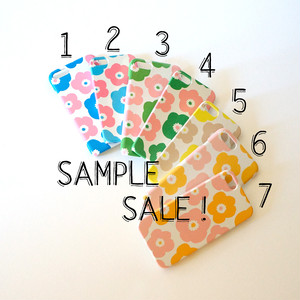 iPhone5/5s/SE/7 ハード型スマホケース popy【SAMPLE SALE !】