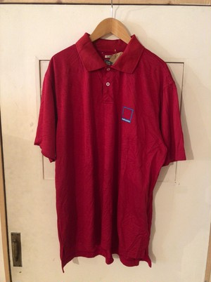 2000's adidas Nationwide polo shirt
