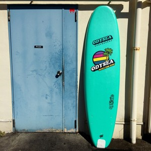 "SOLDOUT CATCH SURF ""ODYSEA7'0"" color SEAGRN/NOISE"