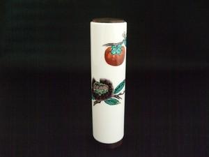 井野文絵  「秋の実り」  磁器万華鏡