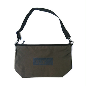scar /////// BLACKBOX SHOULDER BAG (Olive)
