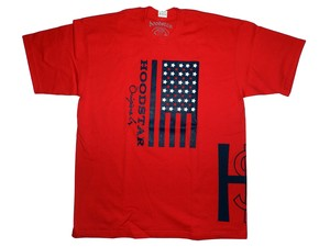 USA FLAG(HOODSTAR)Red×Navy