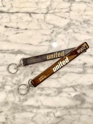 【New Item】united #2 ホテルキーホルダー