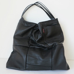 PLEASE レザーワンショルダートートデザインバッグ:PLE-0767 ¥16,800+tax