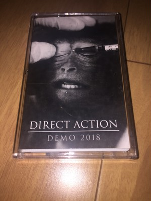 Direct Action - demo 2018 TAPE
