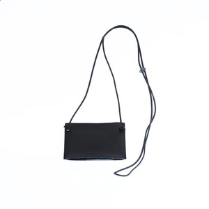 beta post (ベータポスト) Welder Zip Pouch Sサイズ  (ウェルダージップポーチ) 【BLACK】
