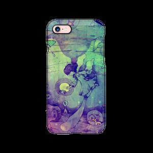 iPhone7ケース「沈む秋」