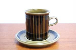 KOSMOS(コスモス) コーヒーカップ&ソーサー【A】