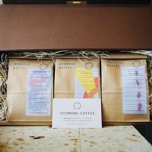 【GIFT】コーヒー豆150g3袋セット