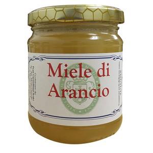 はちみつ オレンジ(Miele di Arancio)250g/イタリア カルメル会 モンテ・カルメロ修道院