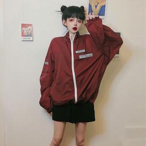 【トップス】韓国系ファッションキャンパスカーディガン
