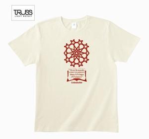 オリジナルTシャツ・アイボリー