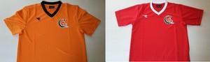 (旧デザイン)ゲームシャツ(赤・橙)2018年ver