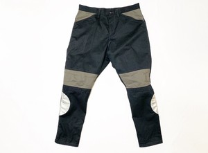 19SS 綿ナイロンスーパーテーパード マウンテンパンツ / Nylon cotton super tapered mountain pants