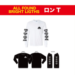 ALL FOUND BRIGHT LIGHTS AFBL 恐竜ロンT
