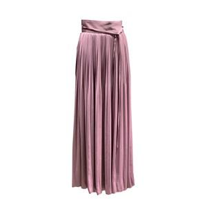 MAME KUROGOUCHI Pleats Long Skirt