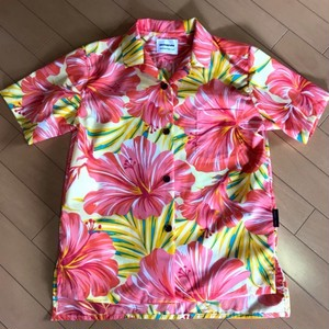 ポケットアロハシャツ(379)