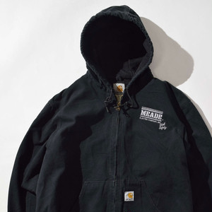 【Mサイズ】CARHARTT カーハート MEADE ACTIVE JACKET アクティブジャケット BLK ブラック M 400610200233