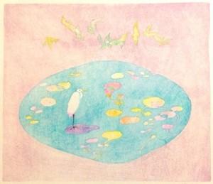 沙羅「小さな庭」 明け方 Dawn