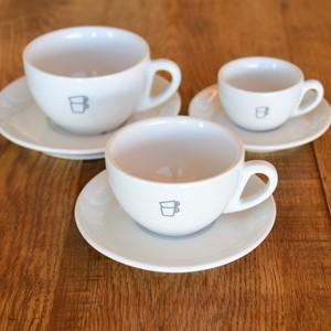 オリジナルコーヒーカップ&ソーサー