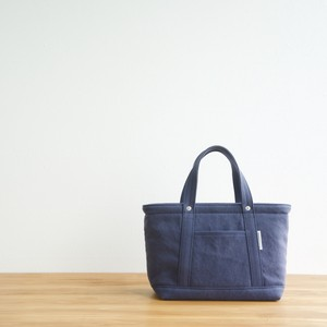 CANVAS TOTE FS / NAVY
