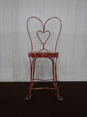 品番2251 レッドチェア / Chair 011