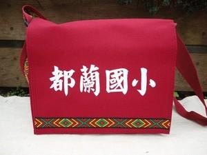 ショルダーバッグ・赤【たいよう】R316-213