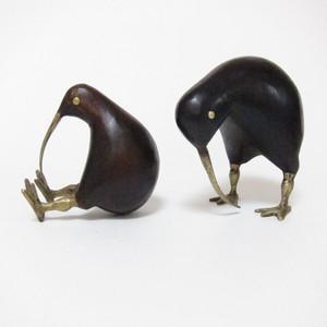 キウイ鳥 KIWI Bird Brown1 Lサイズ