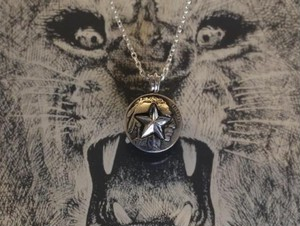 Hybrid Star Native Coin Necklace