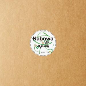 (12inch) Nabowa 「Af-roman / Af-roman [STUTS Remix]」