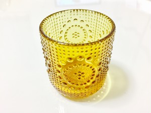 Finland  glass (yellow)