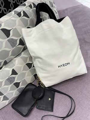 【2nd anniversary novelty】logo tote bag