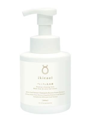 ikicael プレミアム泡洗顔