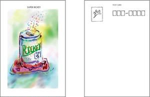 SUPER RICKEY ポストカード