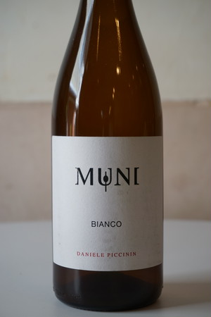 Bianco dei Muni 2012 / Daniele Piccinin( ビアンコ ディ ムーニ / ダニエーレ ピッチニン )