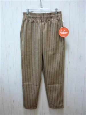 Cookman Chef Pants Wool mix Stripe (クックマン シェフパンツ ウールミックスストライプ)