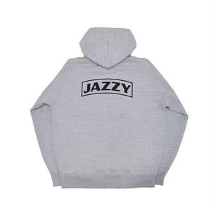 "Allege Hoodie ""JAZZY"" Gray  AL19S-CT11"