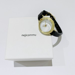 【nejicommu】UNIVERSE HOPE S (A=GOLD/BLACK・B=NATURAL・C=SILVER GRAY) / NO.09