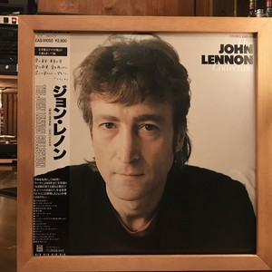 John Lennon ‎– The John Lennon Collection *The Best (LP)