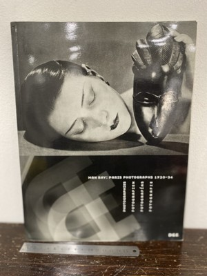 マン・レイ MAN RAY :PARIS PHOTOGRAPHS 1920-34