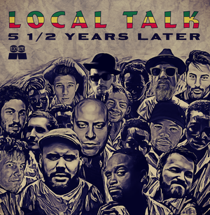 """""""LOCAL TALK 5 1/2 YEARS LATER"""" - V.A.【CD】"""