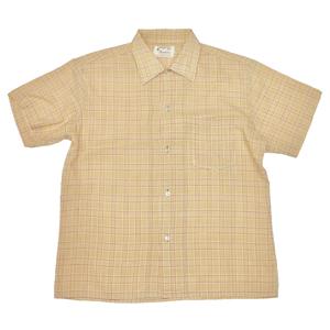 """""""Braidlurn"""" Open Collar S/S Shirts"""