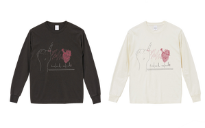 「 依存 」long-sleeve shirt ( 全2種 )