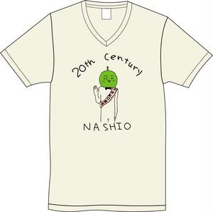 二十世紀☆梨男VネックTシャツ※在庫限り!!