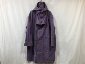 "HOMELESS TAILOR""REVERSIBLE COAT PURPLE"""