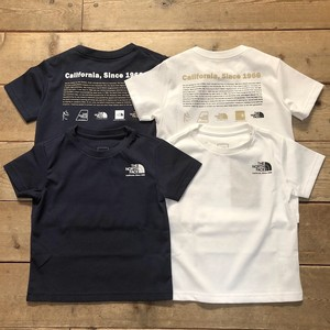 The North Face / (Baby&Kids) S/S Historical Logo Tee