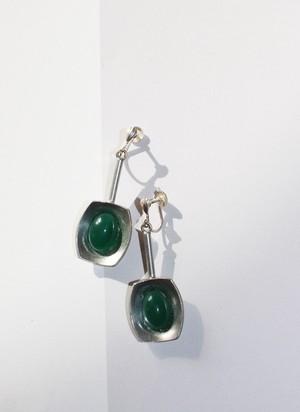 60s Made in Denmark Dangle Earrings