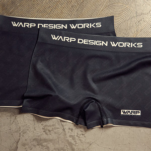 Warp Design Works Logo Briefs 2枚セット