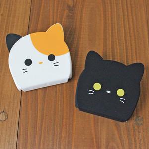 【ミミコインフレンズ】シリコン財布【猫柄 三毛猫 黒猫 キャット 財布】