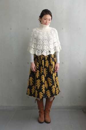 spuare skirt